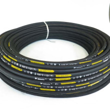 3/4 inch Best Selling One fiber Braid colored air hose