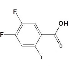 4, 5-Difluor-2-Iodbenzoesäure-CAS-Nr. 130137-05-2