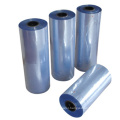 High Quality & Crystal Clear Plain / Colored PVC (Polyvinyl Chloride) Heat Shrink Film / Sleeve / Sheet / Roll