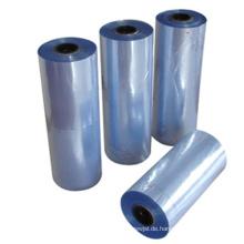 High Quality & Crystal Clear Plain / Farbige PVC (Polyvinylchlorid) Hitze Schrumpffolie / Hülse / Blatt / Rolle