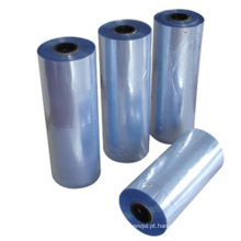 De alta qualidade e Crystal Clear Plain / Colored PVC (Polyvinyl Chloride) Heat Shrink Film / Sleeve / Sheet / Roll