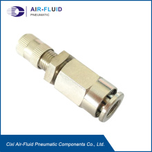 Air-Fluid Inflation Valve  Shrader Valve
