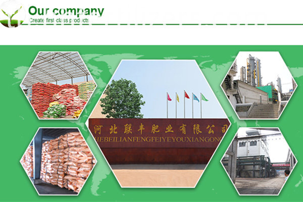 fertilizer manufacture