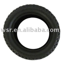 1/8 e 1/10 escala Racing pneu de borracha do carro brinquedo
