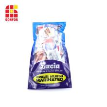 Vacuum Food Bag For Frozen Fish Packaging