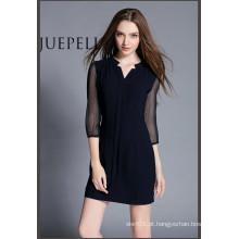 Mulheres Sexy Summer Dresses Fashion