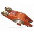 New Design Precision Train Cast Steel