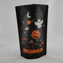 Stand up Plastic Bag for Halloween Gift