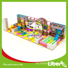 Indoor Spielplatz System Center Design