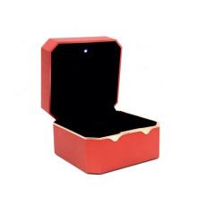 Classic Packaging Storage Gift Boxes Elegant Design Printed Logo Jewelry Box Custom