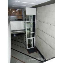Visser un petit ascenseur résidentiel