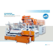 Automatic Rewinding and Cutting Stretch Film Machine