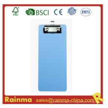 PS Material Kundenspezifische Größe Flach Clip Clipboard