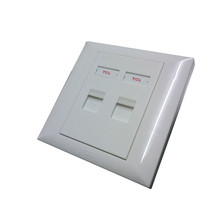 Face Plate /86*86 Type/Double