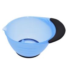 Beauty Course Dedicated Plastic Dyeing Bowl Assorted Salon Dye Seasoning Bowl Colors Random Hair Color Mixing Bowl