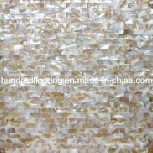 Mosaïque de coquille Mère de perle (HMP62)