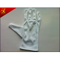Cotton Material Working Bleach Gloves