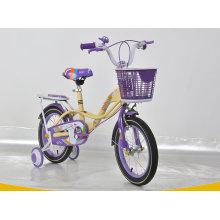 """Europe Standard 12"""" Kids Bike roues pneu / gros Kids Bike avec poignée / levier de frein pour vélo Kids pour les 3 à 5 ans"""