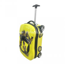 "16"" kid luggage with cartoon printing"