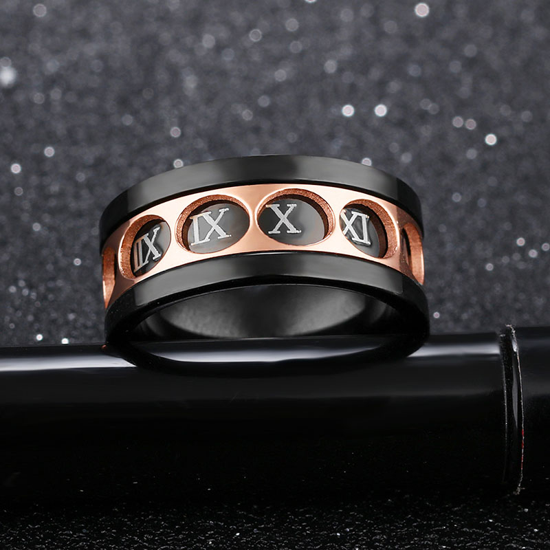 Stainless Steel Spinner Rings