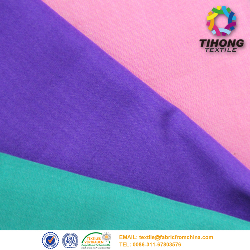 polyester cotton fabric for pocket