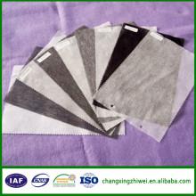 Tissu de coton visqueux de vente directe d'usine durable