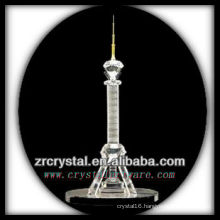 Wonderful Crystal Building Model H039