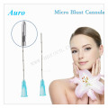 blunt tip cannula for filler injection lifting
