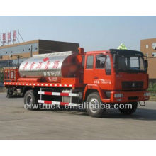 Caminhão de distribuição de asfalto Sinotruk 8-10 ton