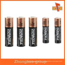 Водонепроницаемый новейший дизайн профессионального пользовательского ПВХ этикетки батареи