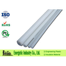 Food Safe Extruded Pp Rod For Machine Fittings , White Polypropylene Tube