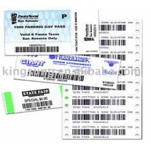 Barcode-Etikett 2012