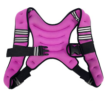 Fitness Adjustable Ajustable Silicone Wrist & Weights Vest Ankle Weight