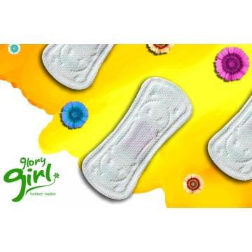 Soft Natural Pantyliner Herbal para niñas