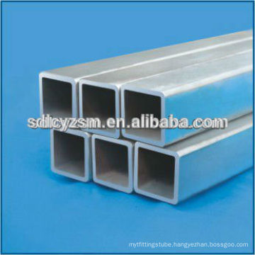Square/Rectangular hollow section steel pipe for table