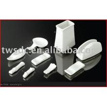titular chopstick de porcelana, porta-guardanapos de porcelana (No.T0124)