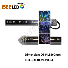Dynamischer RGB-LED-Würfel DMX adressierbar