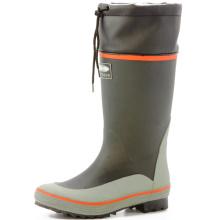 Men's Half Waterproof Rubber Rain Boots