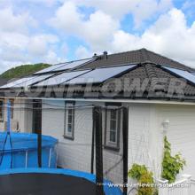 Keymark solar collecto