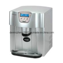 Portable Counter Top Ice Maker e dispensador de gelo