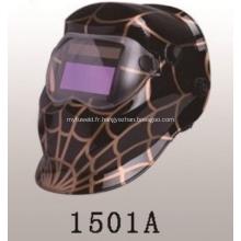 Ajuster les masques de soudage à meulage solaire auto-obscurcissants