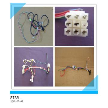 Connecteur électrique de faisceau de câblage de boîte de Contarol de réfrigérateur d'OEM