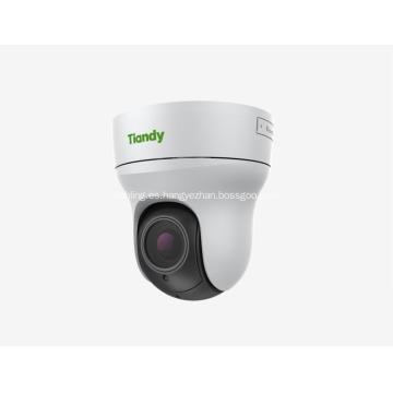 sistema de videovigilancia 2MP 4 × Starlight Mini EW IR POE Cámara IP