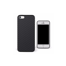 Peso leve de fibra de carbono Phone 6 Plus Case