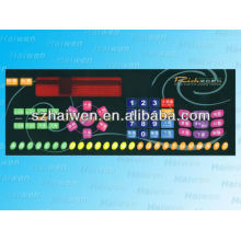 induction touch keypad switch