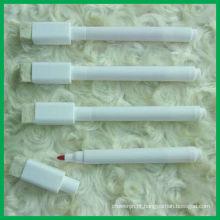 Caneta marcador de cor branca para marcação em canecas