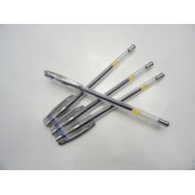 Low Price Gel Ink Pen for Hotel Supplies, Plastic Gel Pen, Promotional Pen