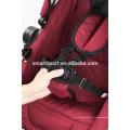 Carrinho de bebê com cintos de segurança de cinco pontos Qualidade assegurada