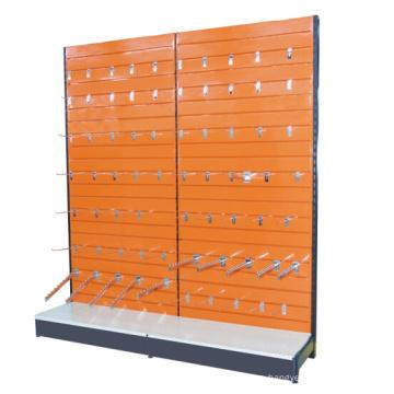 Back Panel Shelf Shop for Shops Racks Small Display Shelf Shelving Metal Display Shelf