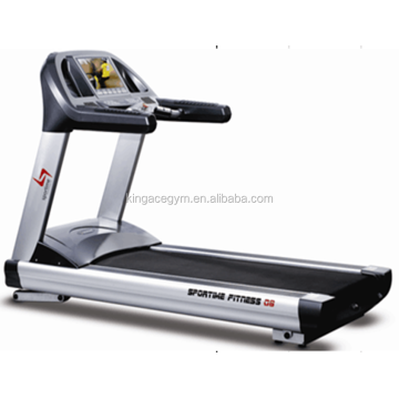 CE Approved Hot-sale Treadmill Gym used Treadmill (with TV) AG-08T